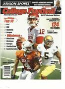 Athlon College Football