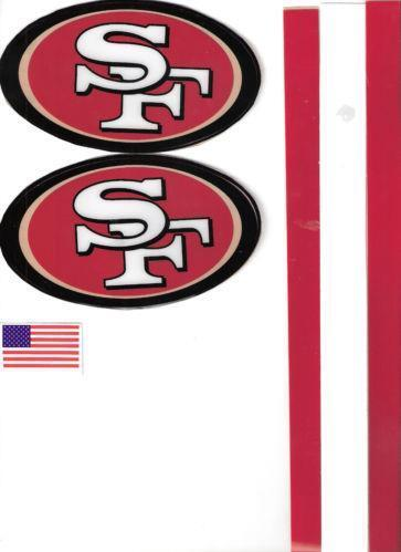 Seattle Seahawks Repositionable Helmet Decal Set