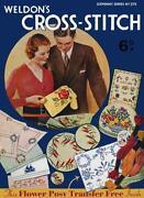 Embroidery & Cross Stitch Magazine