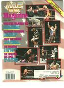 Wrestlemania Magazine