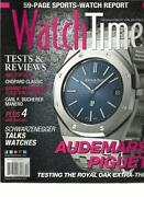 Watch Time Magazine