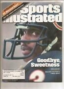Walter Payton Sports Illustrated