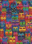 Laurel Burch Fanciful Felines