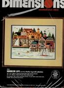 Charles Wysocki Cross Stitch
