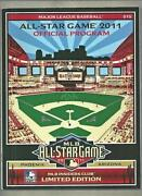 All Star Game Program