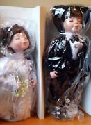 Bride and Groom Dolls