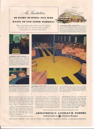 Linoleum Flooring Ebay