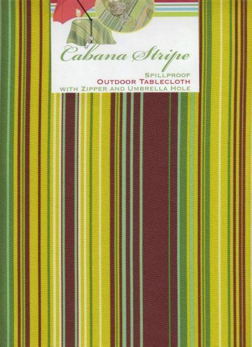 Cabana Stripe Fabric Ebay