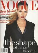 Kate Moss Magazine