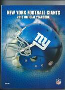 Giants Yearbook