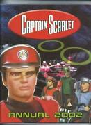 Captain Scarlet Annual