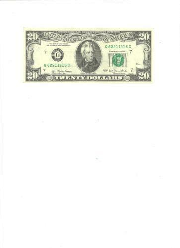 20 Dollar Bill: Paper Money US   eBay