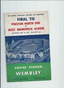 1954 FA Cup Final