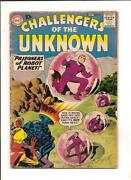 Challengers of The Unknown Comic