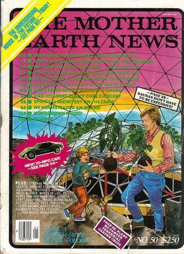 Mother Earth News Magazine Back Issues Ebay