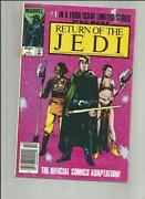 Star Wars Return of The Jedi Comic Book