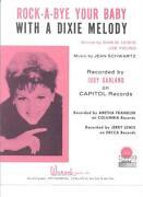 Judy Garland Sheet Music