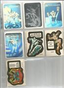 Topps Chewing Gum Stickers