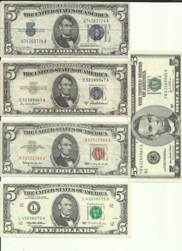 1963 Dollar Bill: Small Size Notes | eBay