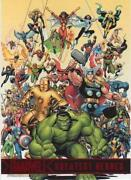 Marvel 2012 Greatest Heroes Trading Cards