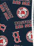 Red Sox Fabric