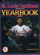 St Louis Cardinals Yearbook