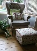 Armchair Cushions