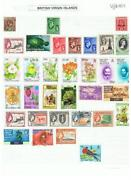 British Virgin Islands Stamps