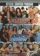 WWE Official Program