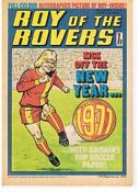 Roy of The Rovers 1977