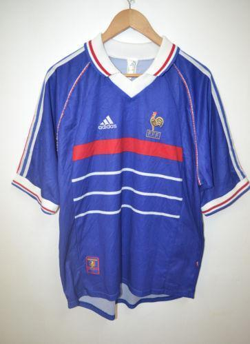 1998 World Cup Jersey  afe11d4bc