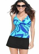 Skirted Tankini
