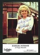 Barbara Windsor Signed