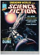 Unknown Worlds of Science Fiction