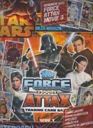 Star Wars Force Attax Sammelmappe