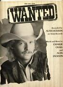 Alan Jackson Sheet Music