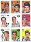 Baseball Card Reprint Sets