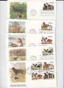 US Stamps Dogs