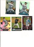 2011 Bowman Platinum Prospect Lot