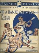 Banjo Folk Art