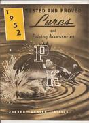 Vintage Fishing Advertising