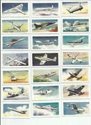 Cigarette Cards Full Sets