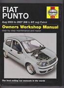 Fiat Haynes Manual