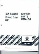 New Holland Baler Parts