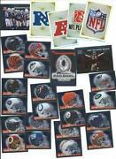 NFL Sticker Book