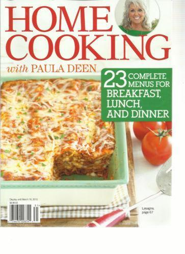 Food Network Magazine Jan Feb Issue