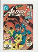 Action Comics Lot