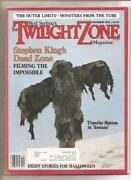 Twilight Zone Magazine