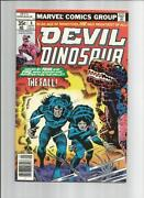 Devil Dinosaur Comics
