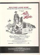 Magic of Lassie